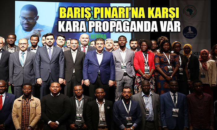 Barış Pınarı'na karşı kara propaganda var