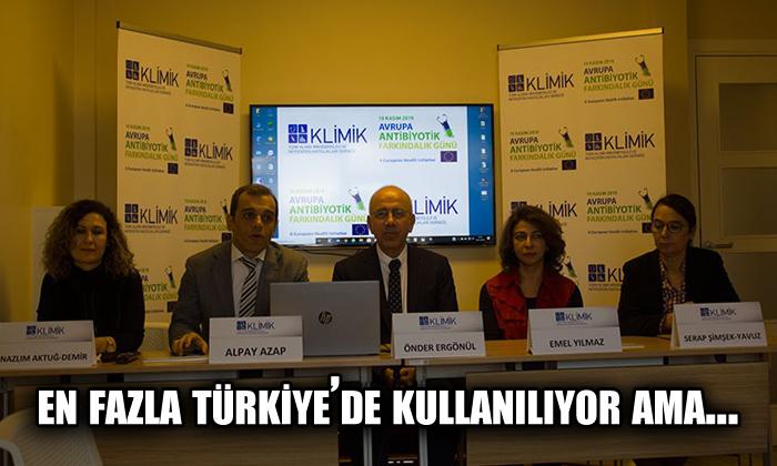 En fazla Türkiye'de kullanılıyor ama…