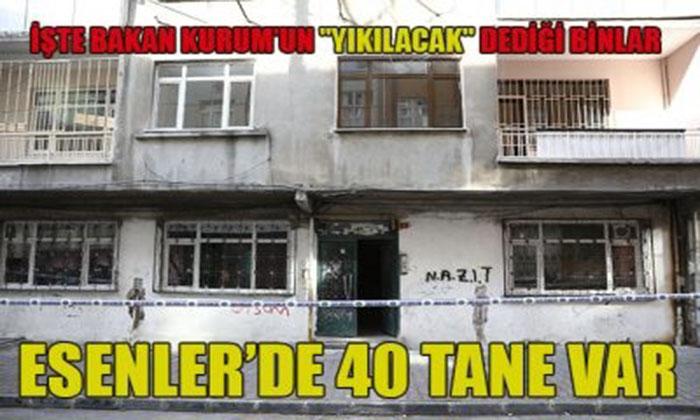 40'I ESENLER'DE