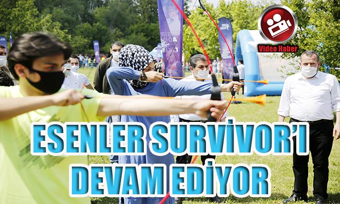 ESENLER SURVİVOR'I DEVAM EDİYOR