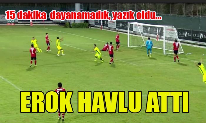 EROKSPOR HAVLU ATTI