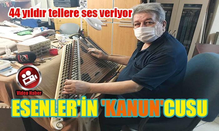 ESENLER'İN 'KANUN'CUSU