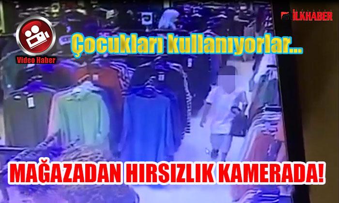 HIRSIZ KAMERAYA YAKALANDI